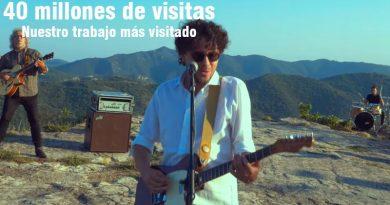 Rodamos vídeo aéreo 4K para videoclip de Andres Cepeda («Desesperado»).
