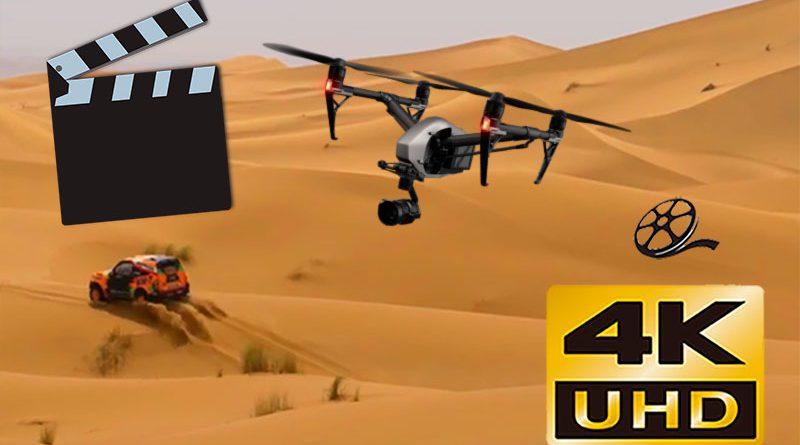 FILMACIÓN AÉREA CON DRONES