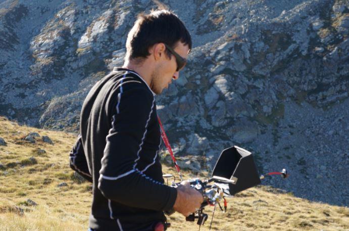 Ricard Prehn - CEO&Piloto Profesional Drones :: Filmación aérea con drones